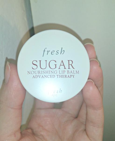 Revue : Sugar Nourishing Lip Balm Advanced Therapy deFresh