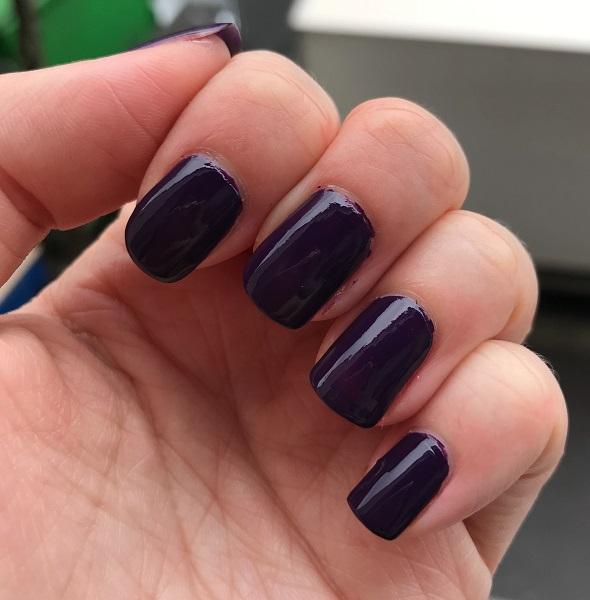 OPI - A Grape Affair #3