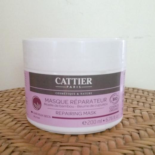 Cattier - Masque Réparateur Cheveux Secs #2.jpg
