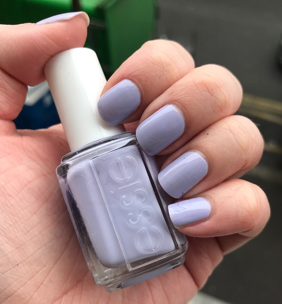 essie - virgin snow #1