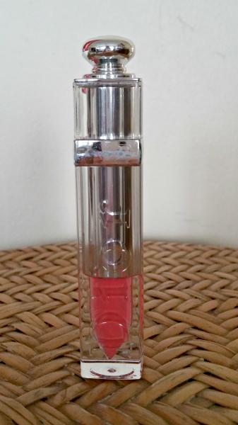 Le lipstick du mois #6 : Dior Addict Fluid Stick Rieuse deDior