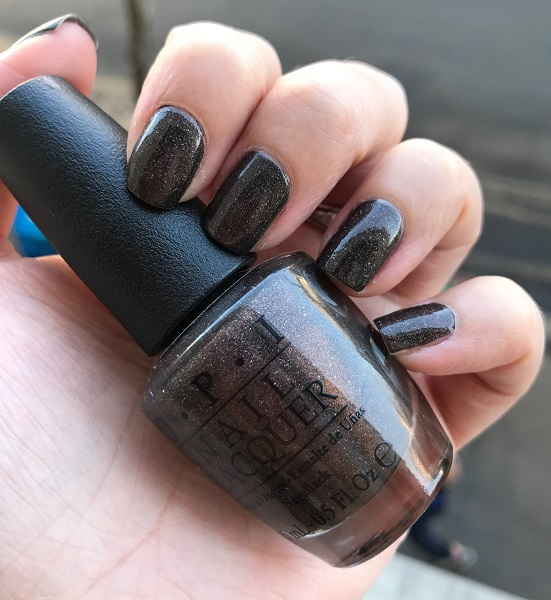 OPI - My Private Jet #1