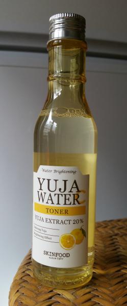 Skinfood - Yuja Water C Toner #1