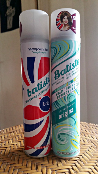 Batiste - Shampooing sec Original & Brit #1