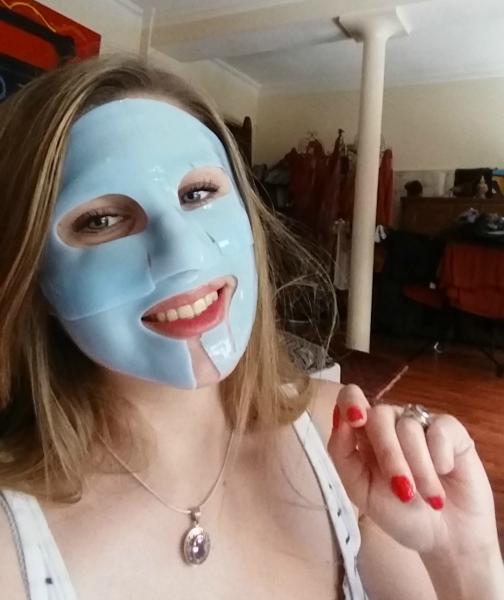 Rubber Mask Hydration Lover™ de Dr.Jart+ : super fun à utiliser,mais..
