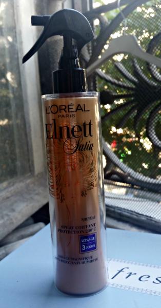 L'Oréal Paris - Elnett Satin Spray Coiffant Protection 230°