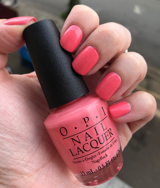 OPI - Sorry I'm Fizzy Today #1