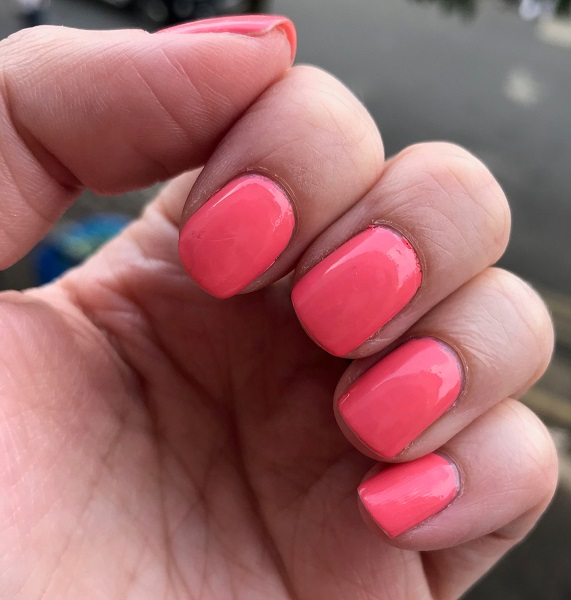 OPI - Sorry I'm Fizzy Today #3