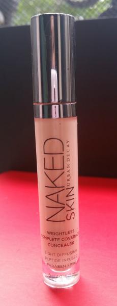 Le Naked Skin Concealer d'Urban Decay : qu'à 50%convaincue