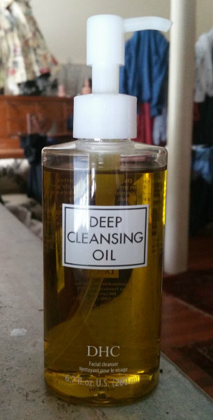 DHC - Deep Cleansing Oil #1