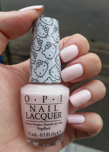 OPI - Let's be friends! #1