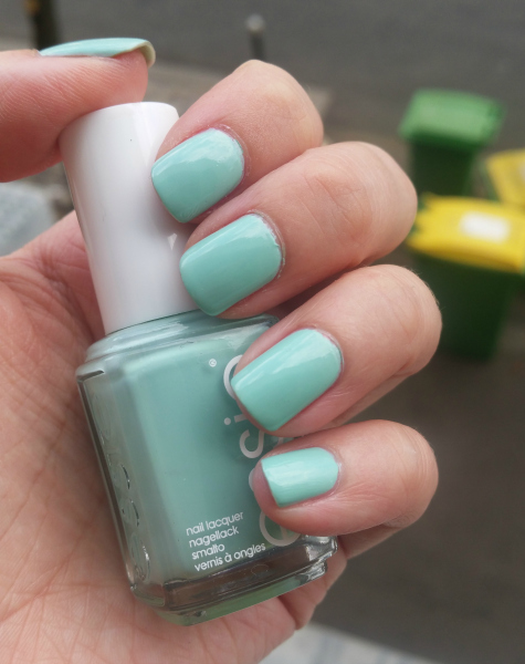 #MardiMani #36 : Mint Candy Apple d'Essie