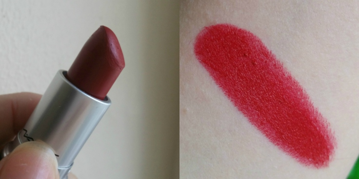 M.A.C - Russian Red #5