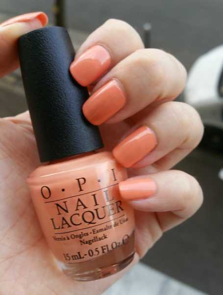 OPI - Crawfishin' for a Compliment #1