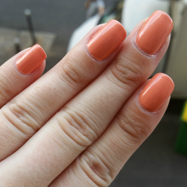 OPI - Crawfishin' for a Compliment #5