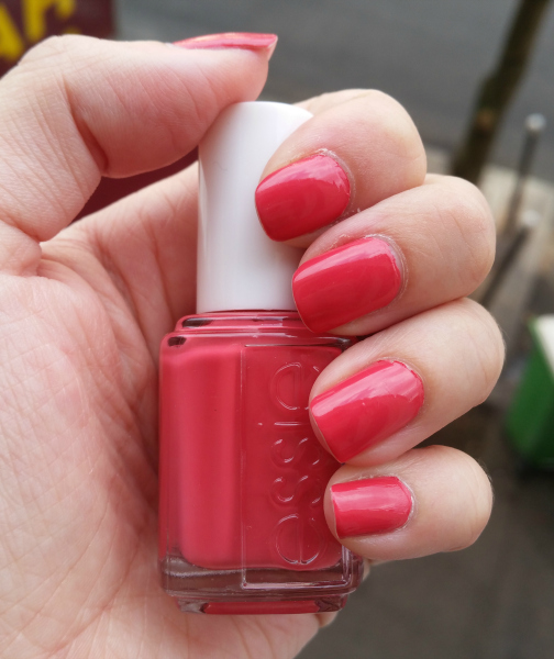 Essie - Bump Up the Pumps #1