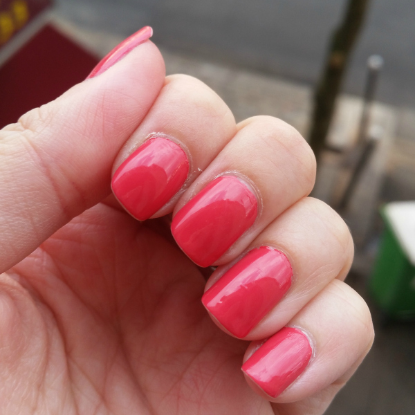 Essie - Bump Up the Pumps #4
