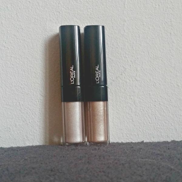 Les ombres à paupières Infaillible Eye Paint de L'Oréal Paris : pigmentées &pratiques
