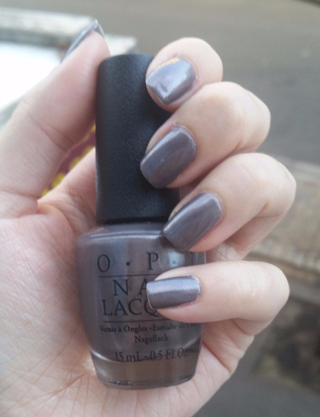OPI - Dont Take Yosemite for Granite #1