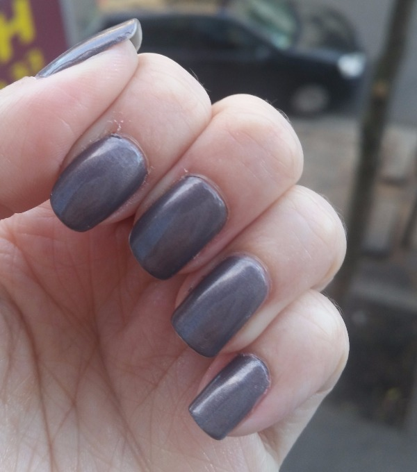 OPI - Dont Take Yosemite for Granite #3