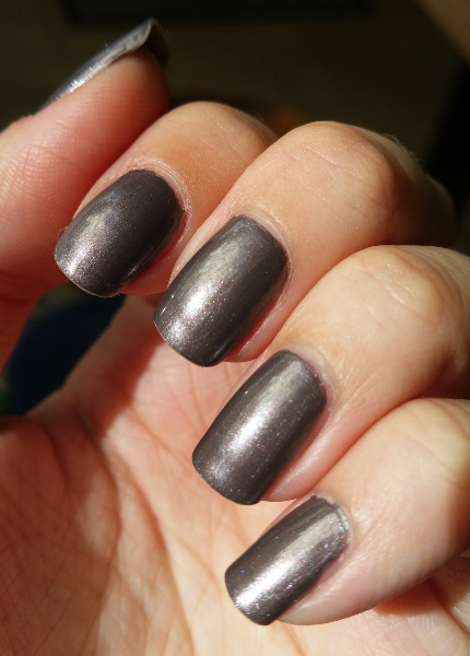 OPI - Dont Take Yosemite for Granite #4