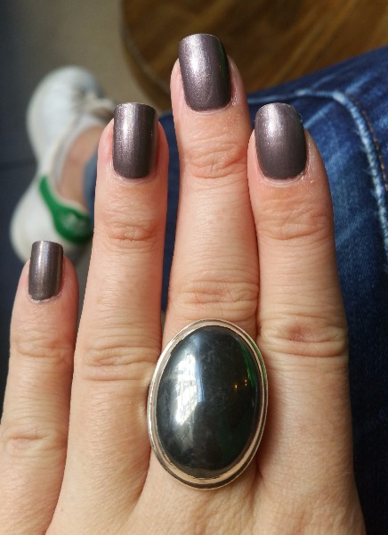 OPI - Dont Take Yosemite for Granite #5