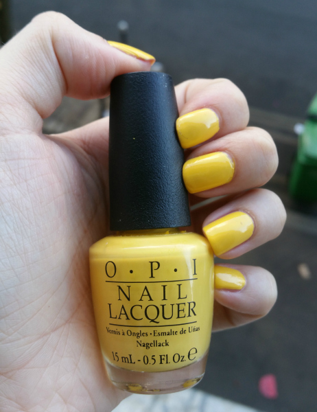 OPI - I Just Can't Cope-Acabana #1