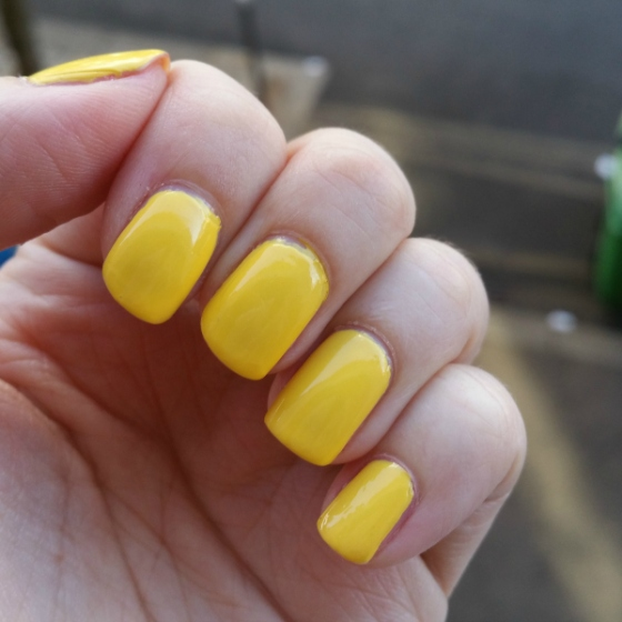 OPI -I Just Can't Cope-Acabana #4