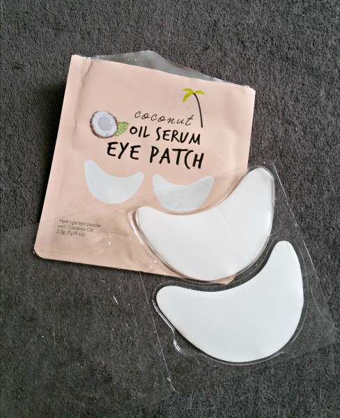 Too Cool for School - Coconut Oil Serum Eye Patch #2