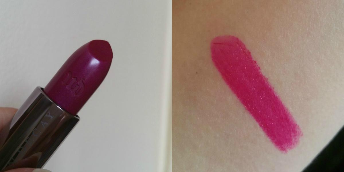 Urban Decay - Vice Lipstick firebird #