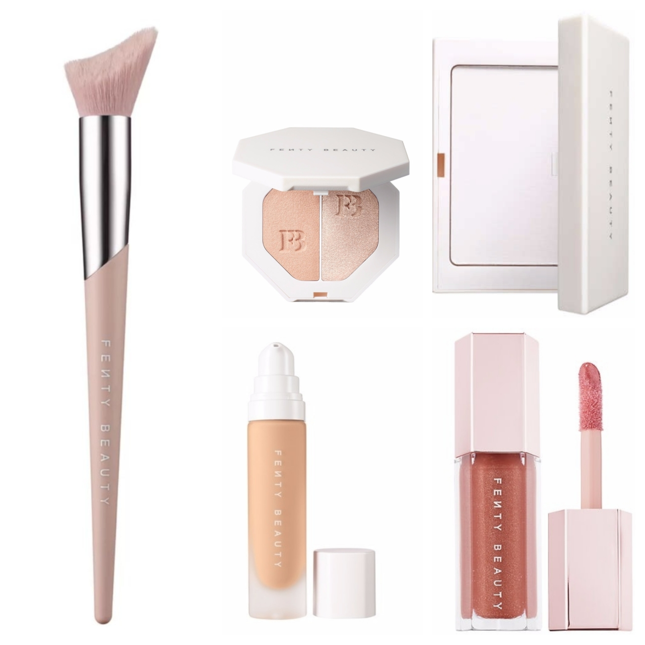 Wishlist fenty beauty