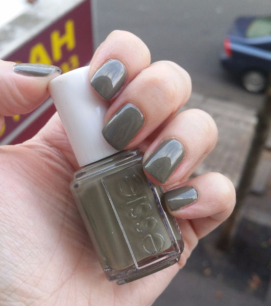 #MardiMani #42 : Exposed d'Essie