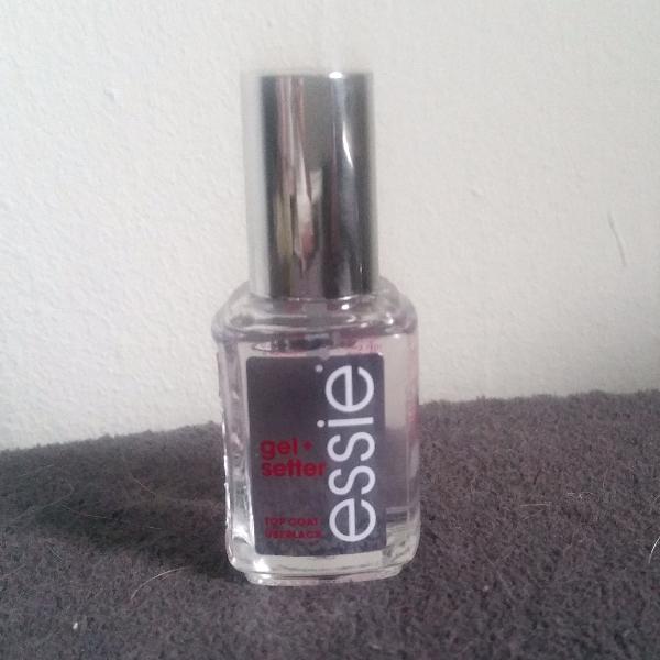 Essie - Gel Setter #1