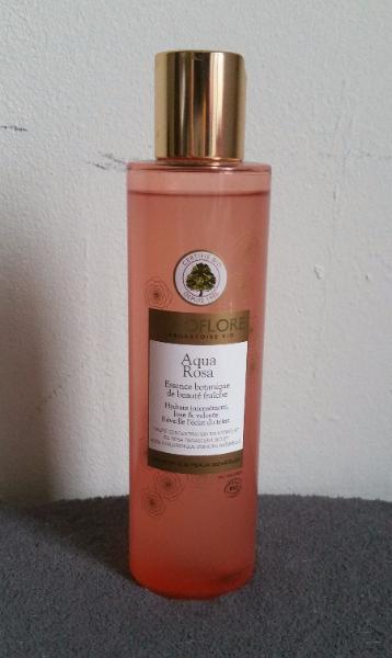 L'Aqua Rosa de Sanoflore : une essence de soindivine