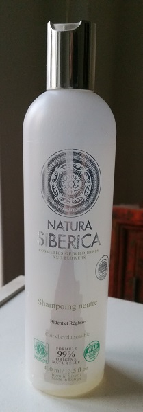 #Empties #2 - Natura Siberica Shampooing neutre