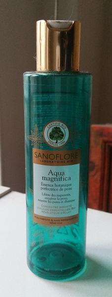 #Empties #2 - Sanoflore Aqua Magnifica