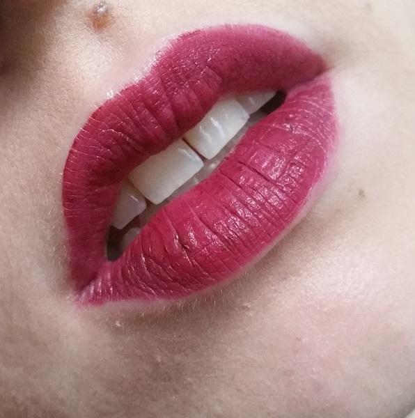 Nyx - Soft Matte Lip Cream Copenhagen #4