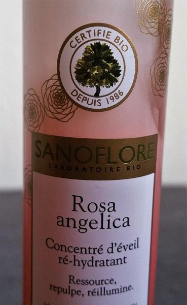 Sanoflore - Rosa Angelica Concentré d'Éveil ré-hydratant #2