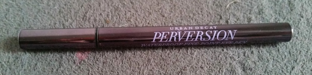 Perversion Fine Point Eyeliner de Urban Decay : le coup de foudre