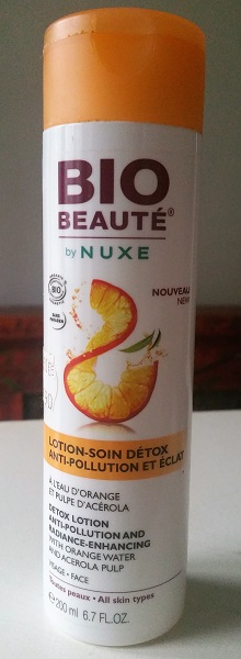 Empties #3 - Bio-Beauté by nuxe Lotion Soin Detox.jpg
