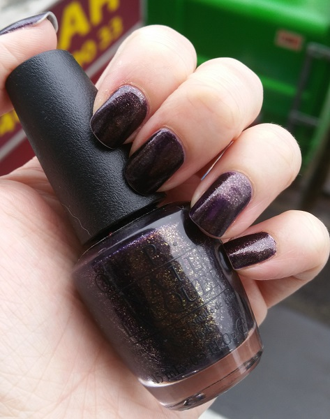 OPI - First Class Desires #1