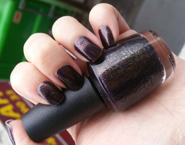 OPI - First Class Desires #2