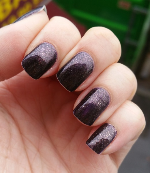 OPI - First Class Desires #4
