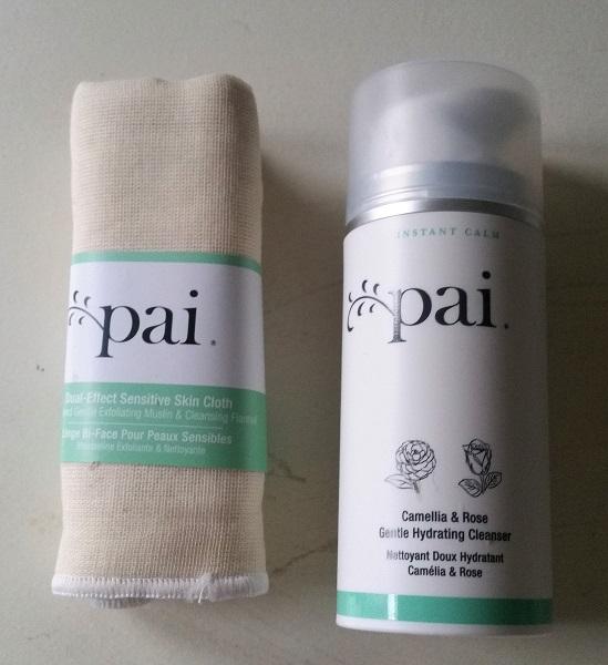 Le Nettoyant Doux Hydratant Camélia & Rose de Pai : agréable àutiliser