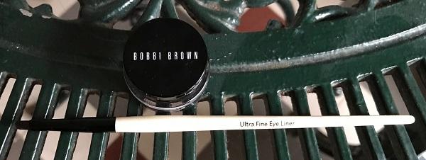 Le Gel Eyeliner Longue Tenue de Bobbi Brown : séduite!