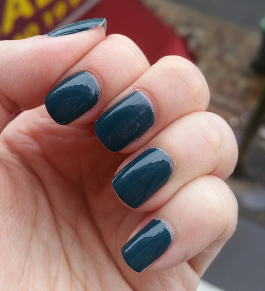 Essie - Go Overboard #3