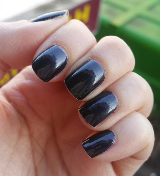 O.P.I - Light My Sapphire #3