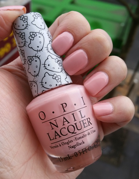 OPI - Small + cute = ♥ #1