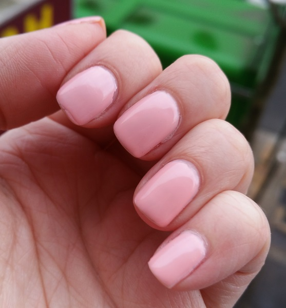 OPI - Small + cute = ♥ #4