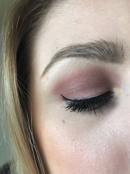 Dusty Rose Make-Up #5